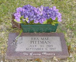 Era Mae Pittman