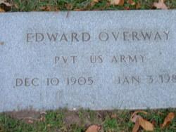 Edward Overway