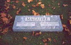 Julia Frances <i>Williams</i> Maguire
