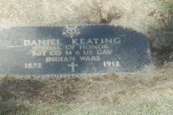 Daniel Keating
