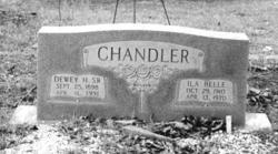 Ila Belle <i>Peppers</i> Chandler