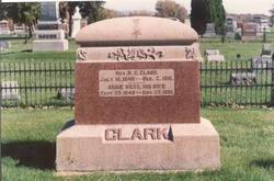 Rev Newton G Clark