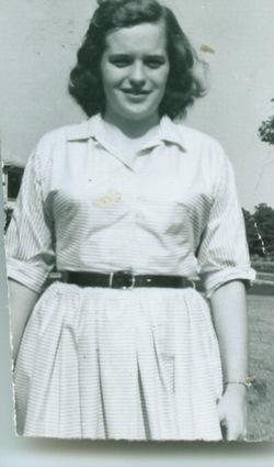 Margaret Carolyn <i>Willoughby</i> Golden