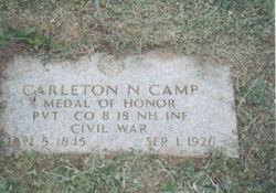 Carlton N. Camp