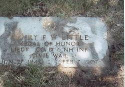 Henry F. W. Little