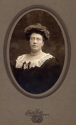 Henrietta Margaret <i>Brown</i> Abraham