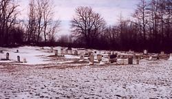 Tomlinsons Corners Cemetery
