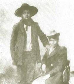 Crawford Cherokee Bill Goldsby