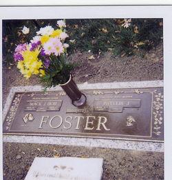 Mack Junior Bob Foster