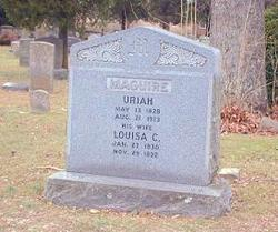Uriah Lee Maguire