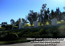 Forest Lawn Memorial Park (Covina Hills)