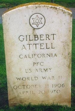 Gilbert Attell