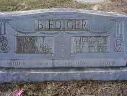 Ambrose W. Biediger