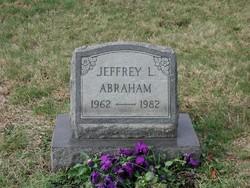 Jeffrey L. Abraham