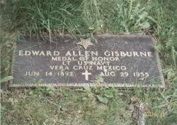 Edward Allen Gisburne