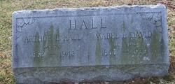 Mabel Edith <i>David</i> Hall