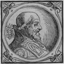 Pope Victor, II
