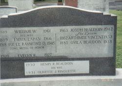 1LT Raymond Ovila Beaudoin