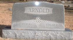 Etta Myrtle <i>Ferguson</i> Arnold