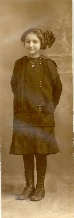Eva Clare <i>Johnston</i> Brown