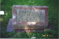 Isabell <i>Allingham</i> Lincoln