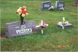 Leone E <i>Edwards</i> Lincoln