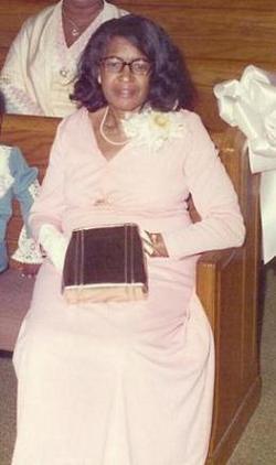 Rosa Lee <i>Middlebrooks</i> Jackson
