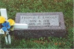 Francis E Lincoln