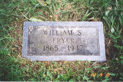 William S Fryer