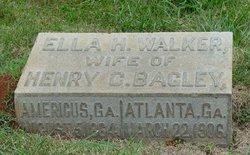 Ella H. <i>Walker</i> Bagley