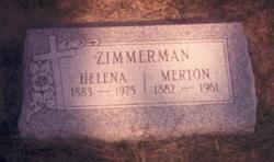 Merton Leroy Zimmerman