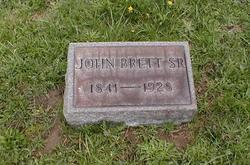 John Brett, Sr