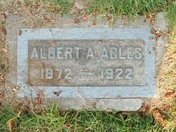 Albert A. Ables