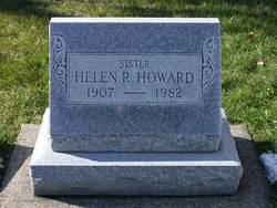 Helen R <i>Kinnick</i> Howard