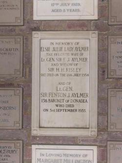 Sir Fenton John Aylmer