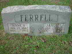Nancy E <i>Owenby</i> Ferrell