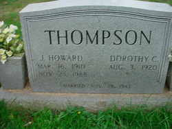 James Howard Thompson, Sr