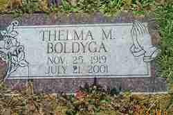 Thelma Marie <i>Ayoob</i> Boldyga
