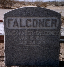 Alexander Falconer