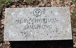 Ruby <i>Christman</i> Armstrong