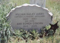 William Bailey Avery