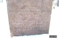 Joseph Carrier, Jr