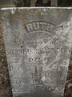 Ruth Frizzell <i>Phillips</i> Headington