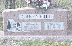 William Donald Greenhill