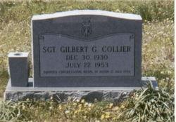 Gilbert Georgie Collier