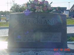 Melville Elijah Strickland