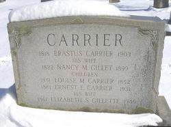 Erastus Carrier