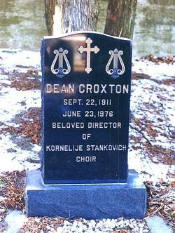 Dean Croxton