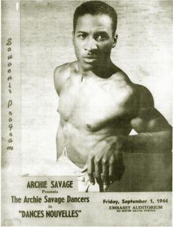 Archie C. Savage