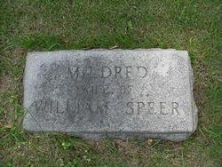 Mildred <i>Estep</i> Speer